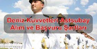Deniz Kuvvetleri Astsubay Alım Ve Başvuru Şartları
