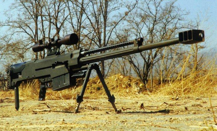 3- AS50 Keskin Nişancı Tüfeği (İngiltere)