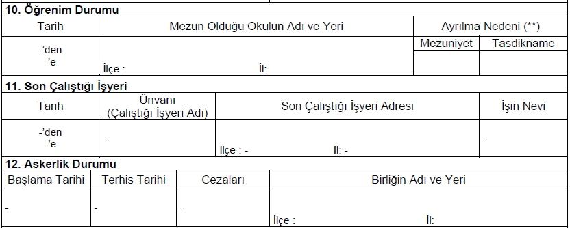 Güvenlik-Soruşturması-Arşiv-Formu-3
